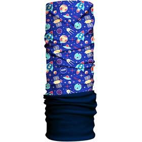 HAD Fleece Neckwear Children blue/colourful